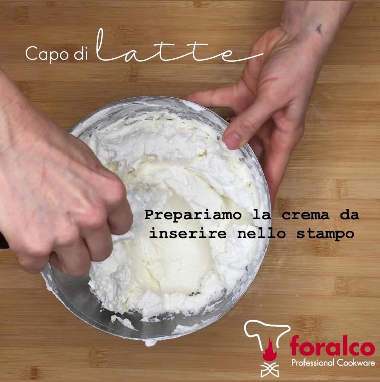 Cheesecake alla Fragola - Crema Cheesecake