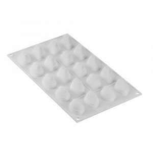 Stampo in silicone Quenelle 10 Silikomart