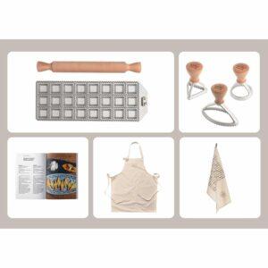 Kit utensili Ravioli Like a Pro Marcato