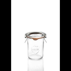 Vaso Weck® Droit 160 ml con Coperchio