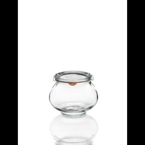 Vaso Weck® Fête 560 ml con Coperchio