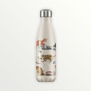 chillys bottle borraccia termica 500 ml cats emma bridgewater foralco