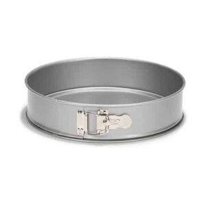 stampo rotondo apribile silver top patisse