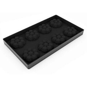 stampo in silicone mini raven pavoni