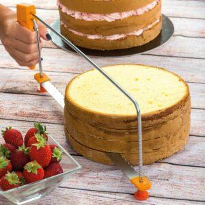 dividi torta a strati decora