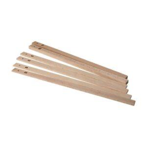 spessori stendipasta in legno birkmann