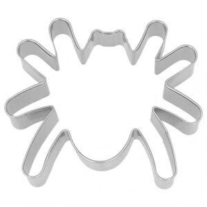 stampino biscotti ragno in acciaio inox